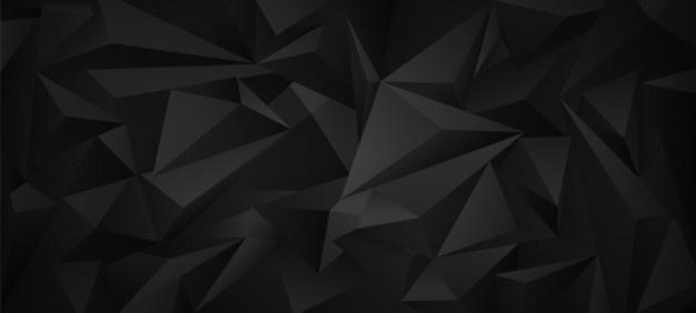 black-dark-3d-low-poly-geometric-background_79145-393